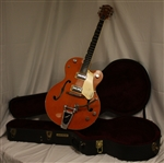 Gretsch Guitars G6120SSLVO Brian Setzer Signature Nashville - Vintage Orange (2005)