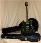 Guild Starfire IV ST Semi-Hollowbody - Emerald Green (2017)