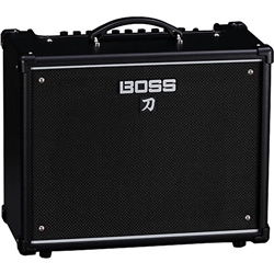 Boss Katana KTN-50 50W 1x12 Guitar Combo Amplifier - Black