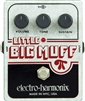 Electro-Harmonix XO Little Big Muff PI Distortion Guitar Effects Pedal