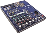 Yamaha MG82CX 8-Input Stereo Mixer with Compression and Effects