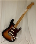 Fender FSR Player Stratocaster® HSS with Mid Boost - 3-Color Sunburst (2011)