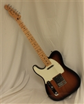 Fender Standard Telecaster® Left-Handed - Brown Sunburst (2014)