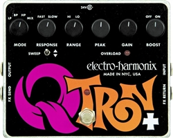 Electro-Harmonix XO Q-Tron Plus Envelope Filter Guitar Effects Pedal