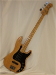 Fender American Deluxe Precision Bass *Ash* (Natural) - 2013
