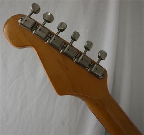 Fender US Guitar Serial Dating - Guitar Nucleus