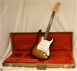 Fender® Stratocaster® 1962 Re-Issue AVRI (1962 Reissue) Sunburst 1992