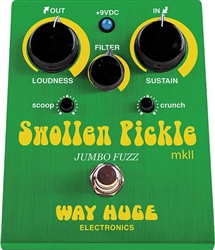 Way Huge Electronics WHE401 Swollen Pickle mkII Jumbo Fuzz Guitar Effects Pedal