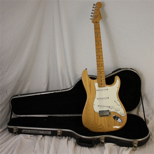 Fender American Standard Stratocaster 194 174 Natural 2000
