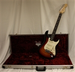 Fender 60th Anniversary Commemorative Stratocaster - 3-Color Sunburst (2006)