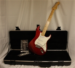 Fender American Standard Stratocaster® - Candy Cola