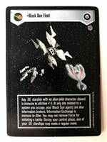 Star Wars CCG (SWCCG) Black Sun Fleet
