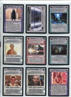 Star Wars CCG (SWCCG) Reflections III Premium Complete Set