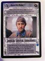 Star Wars CCG (SWCCG) General Crix Madine