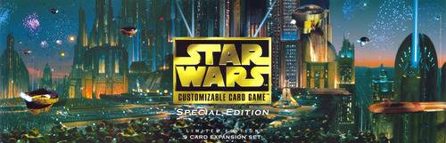 Star Wars CCG (SWCCG) Special Edition Complete Set