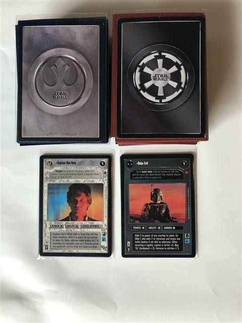 Star Wars CCG (SWCCG) Cloud City Complete Set