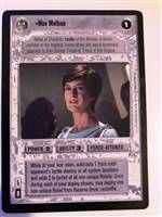 Star Wars CCG (SWCCG) Mon Mothma