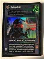 Star Wars CCG (SWCCG) Destroyer Droid (Foil)