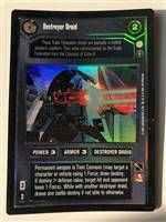 STAR Wars Gioco di carte collezionabili Reflections Lamina Mercenary Pilot III Quasi Nuovo-MT swccg