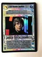 Star Wars CCG (SWCCG) Luke Skywalker, Jedi Knight (Foil)