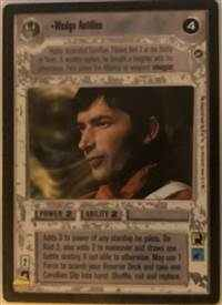 Star Wars CCG (SWCCG) Wedge Antilles