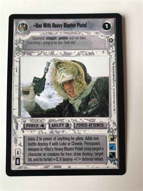 OTSD OFFICIAL PROMO star wars ccg swccg Near Mint//Mint Gold Squadron Y-wing