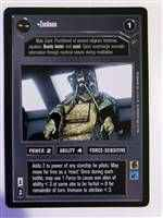 Star Wars CCG (SWCCG) Zuckuss
