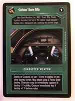 Star Wars CCG (SWCCG) Zuckuss' Snare Rifle