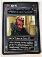 Star Wars CCG (SWCCG) Darth Maul (AI)