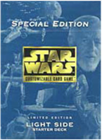 Star Wars CCG (SWCCG) Special Edition Starter Deck (Light Side)