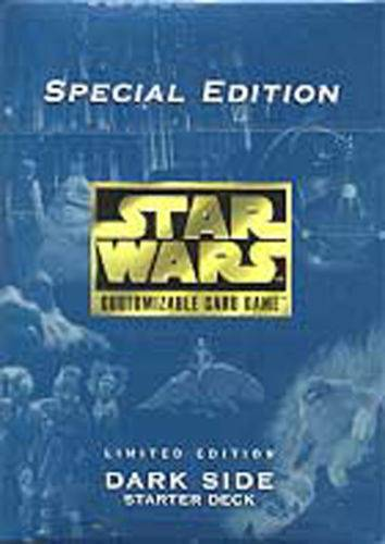 Star Wars CCG (SWCCG) Special Edition Starter Deck (Dark Side)