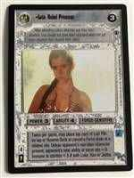 Star Wars CCG (SWCCG) Leia, Rebel Princess
