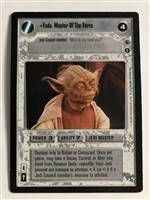 Star Wars CCG (SWCCG) Yoda, Master Of The Force