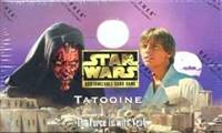 Star Wars CCG (SWCCG) Tatooine Booster Box (Sealed)