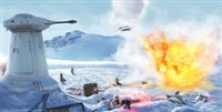 Star Wars CCG (SWCCG) Enhanced Hoth Assault (Expansion Pack)