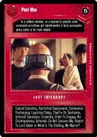 Star Wars CCG (SWCCG) Point Man