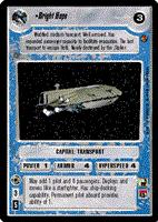 Star Wars CCG (SWCCG) Bright Hope