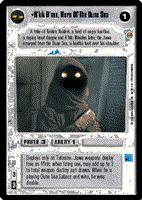 Star Wars CCG (SWCCG) R'kik D'nec, Hero Of The Dune Sea