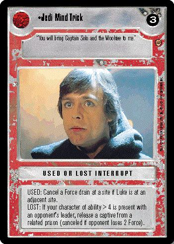 STAR WARS CCG Jabba/'s Palace  LAUDICA
