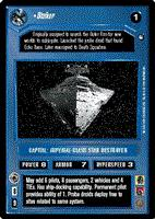 Decipher SWCCG Star Wars CCG Stalker (WB)