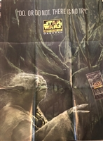 Star Wars CCG (SWCCG) Star Wars CCG Dagobah Poster - Do or Do Not