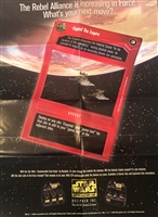Star Wars CCG (SWCCG) Star Wars CCG Premiere Poster - Expand the Empire