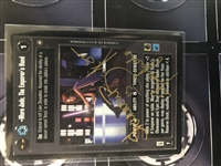 Star Wars CCG (SWCCG) Star Wars CCG Signed Autograph Card