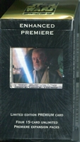 Star Wars CCG (SWCCG) Enhanced Premiere Sealed Pack
