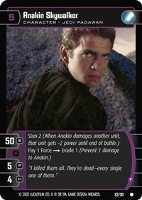Anakin Skywalker F