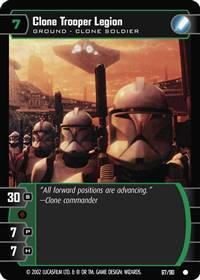 Clone Trooper Legion