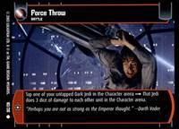 Force Throw