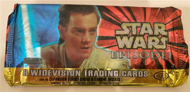 Episode I - 8 Card Pack (Obi-Wan Kenobi)