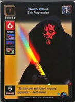 Menace of Darth Maul Complete Set (WITH foils)