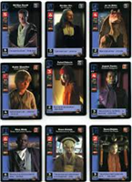The Jedi Council Complete Set (no foils)